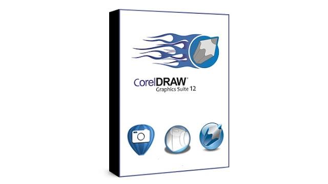 تحميل برنامج كوريل درو CorelDRAW 12 كامل مع التفعيل