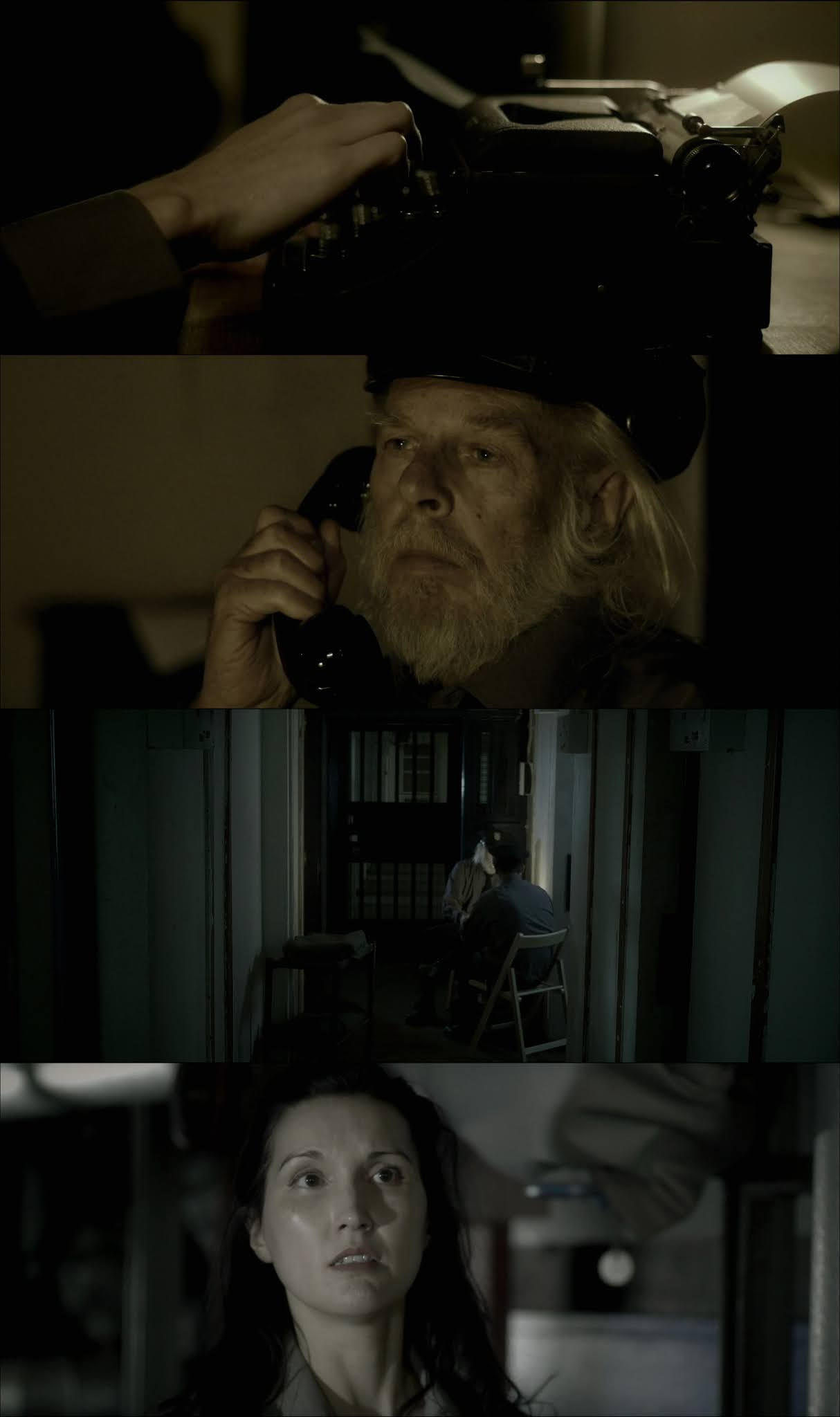 El Secreto de Alcatraz HD 720p Latino (2020)