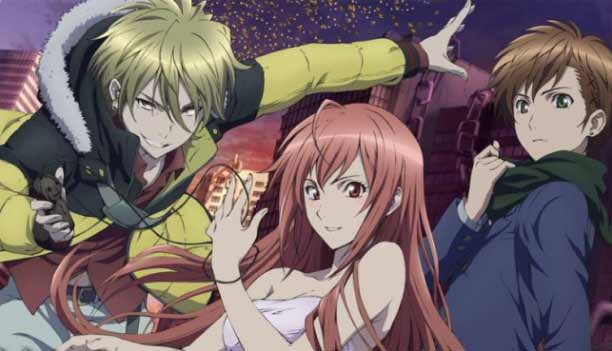 Anime Mystery Terbaik - Zetsuen no Tempest
