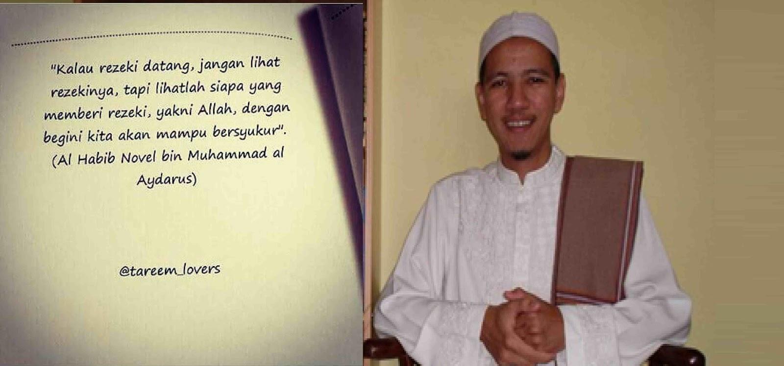 Kata Mutiara Nasehat Dari Al Habib Novel Bin Muhammad Al Aydarus