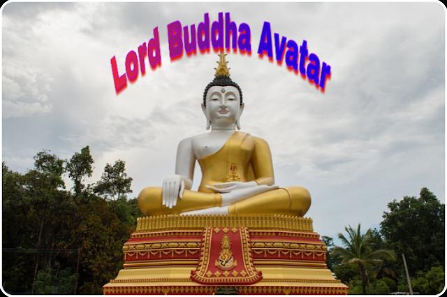 Buddha avatar story.