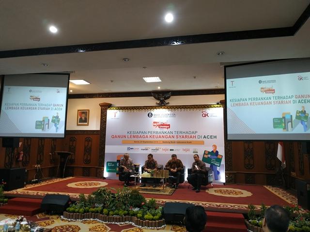 Momentum Aceh Bangkit dengan Qanun LKS