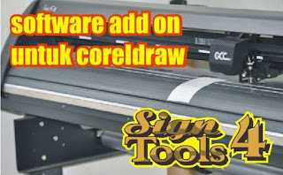 software add on untuk corel