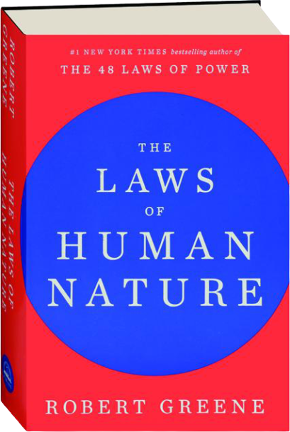 Book Review of THE LAWS OF HUMAN NATURE - Ahmad Rizwan