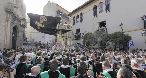 La decisión sobre la suspensión de las procesiones de Semana Santa de Jaen se tomará a mediados de enero