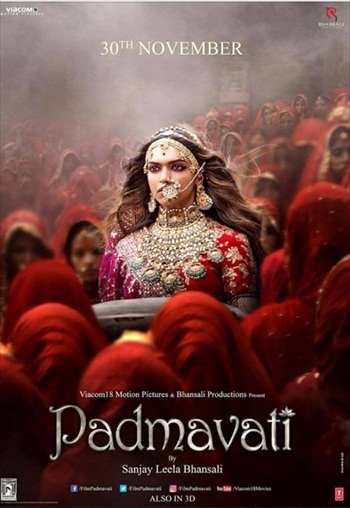 Padmaavat 2018 Hindi 720p HDRip 1.1GB