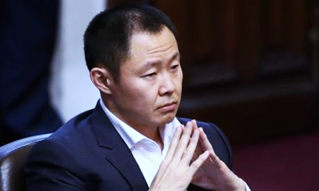 Fiscal solicita 12 años de prisión para Kenji Fujimori por presunta compra de votos