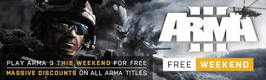 Arma3が無料プレイできるフリー ウィークエンド