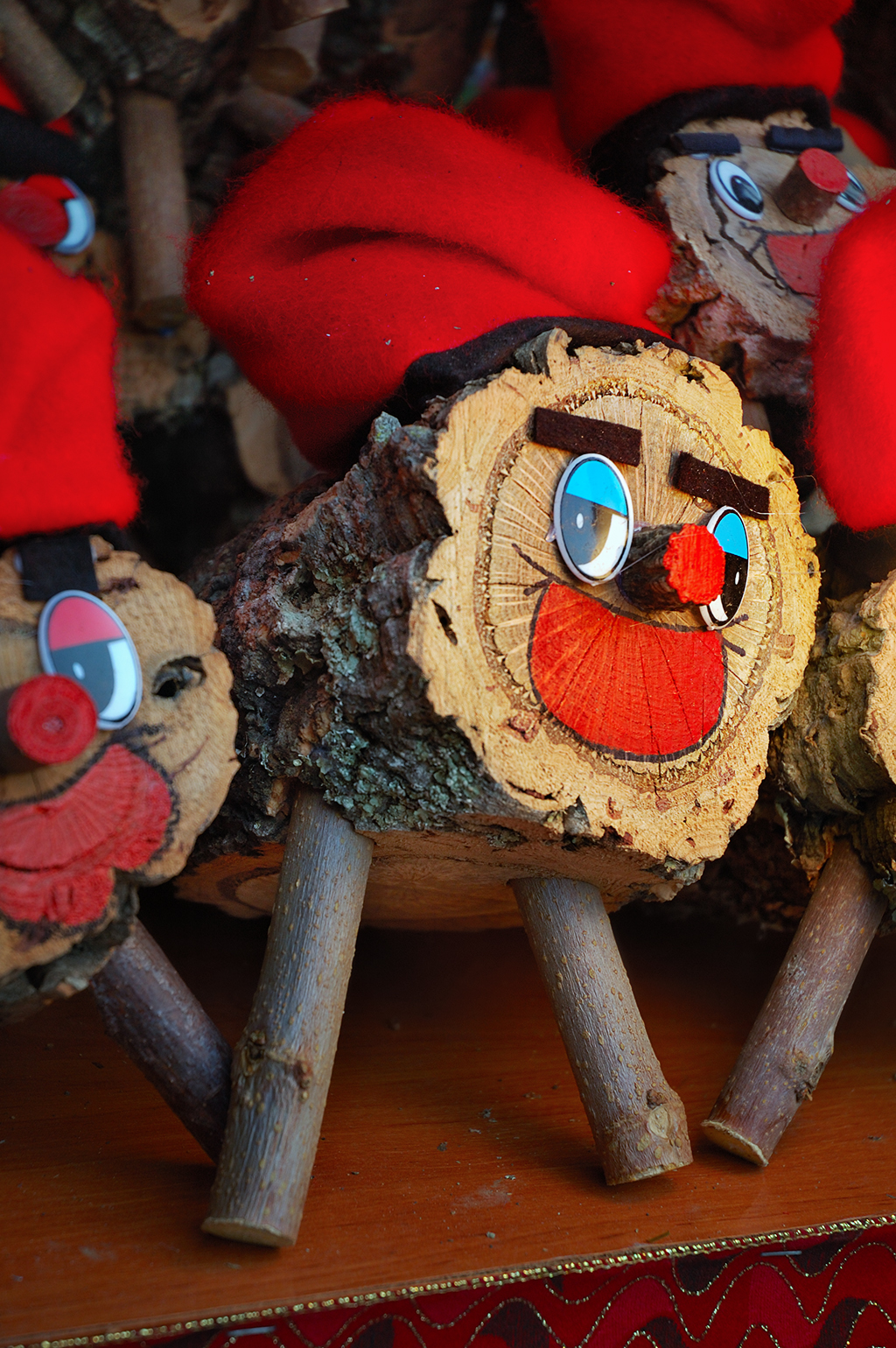 Cagatio or Pooping Log, A Christmas Tradition in Catalonia