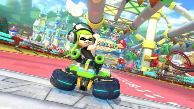 Atualização de Mario Kart 8 Deluxe remove gesto ofensivo