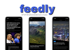 Aplikasi android terbaik tahun 2019 untuk membaca berita artikel menarik dari berbagai sumber bahasa inggris