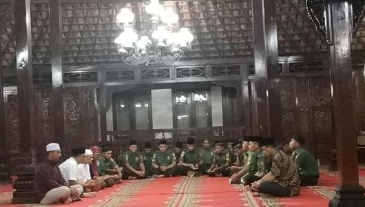 Mantan Rekan AHY di Militer Tahlilan untuk Bu Ani di Cikeas
