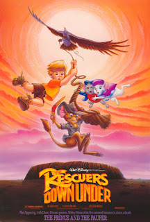 Disney Rescuers Characters
