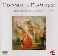 SANTIAGO DONDAY PARTICIPA EN TESTIMONIOS FLAMENCO DE HISTORIA DEL FLAMENCO