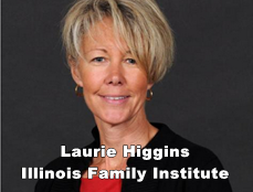 Laurie Higgins