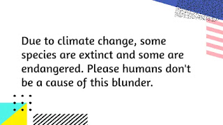 powerful slogans and quotes about climate change and global warming