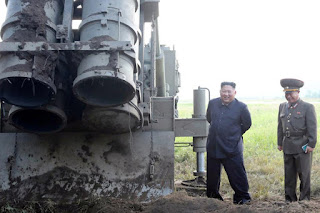 Korea Utara (Korut)