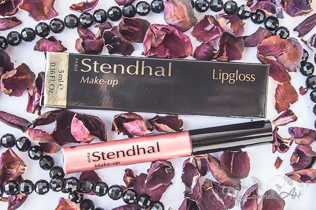 Lipgloss de Stendhal. Labios brillantes