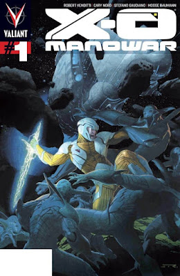 X-O Manowar Comic (2012- ) Issue #1 Free Download