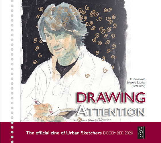 Drawing Attention - December 2020 thumbnail