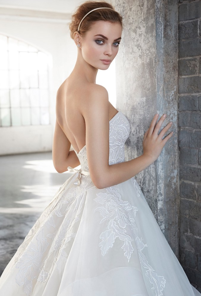 Fancy Bridal Big Ballroom Gowns E3333 | bridal and wedding trend