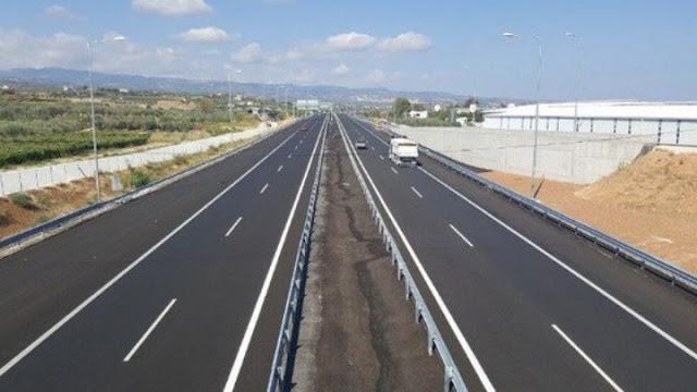 Άνοιξε για τα φορτηγά ο αυτοκινητόδρομος  Κορίνθου – Τρίπολης – Σπάρτης - Καλαμάτας.