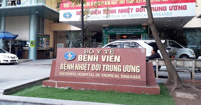 Bệnh viện Bệnh Nhiệt Đới Trung Ương