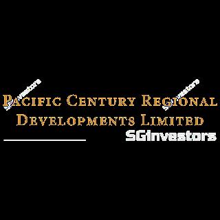 PACIFIC CENTURY REGIONAL DEVTS (P15.SI) @ SG investors.io