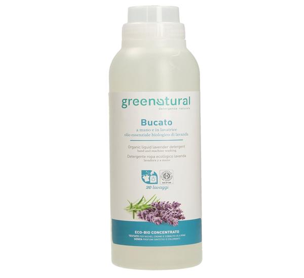 Detersivo per bucato alla lavanda Greenatural
