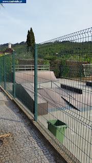 SPORTS AREAS / Skate Park, Castelo de Vide, Portugal