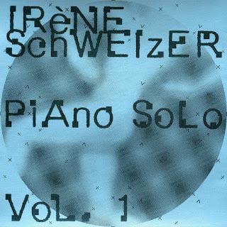 Irène Schweizer, Piano Solo Vol. 1
