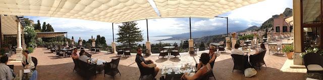 Sicilië - Taormina - Belmond Grand hotel