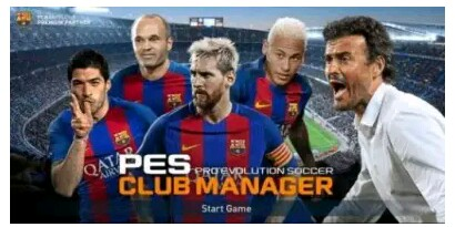 Download and Enjoy PES Club Manager 2018 For Android and iOS Device