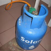 an lpg canister