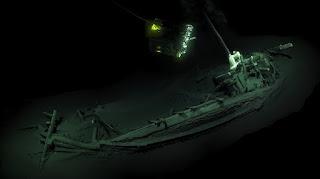 Το αρχαιότερο άθικτο ναυάγιο του κόσμου