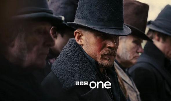 Taboo BBC