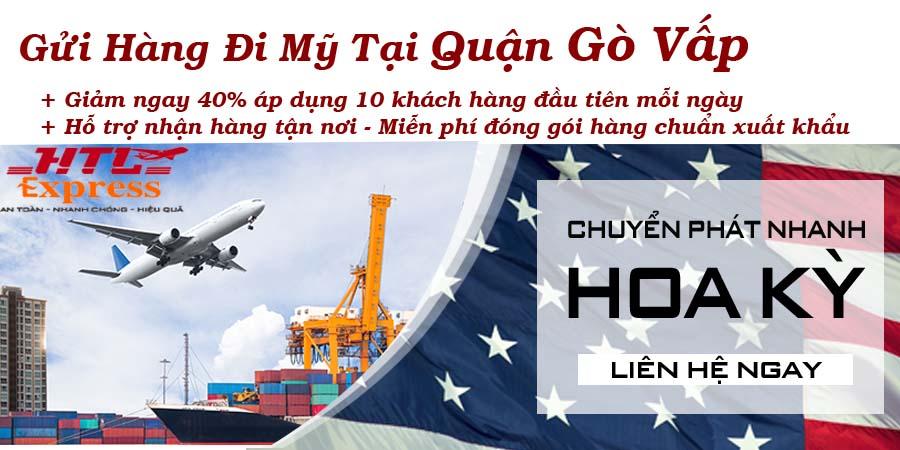 Chuyển phát nhanh DHL tại Quận Gò Vấp