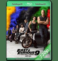 RÁPIDOS Y FURIOSOS 9 (2021) WEB-DL 720P HD MKV ESPAÑOL LATINO