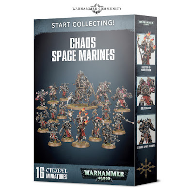 Start Collecting Marines del Caos