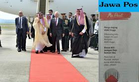 Jawa Pos Lecehkan 400 Delegasi Raja Salman