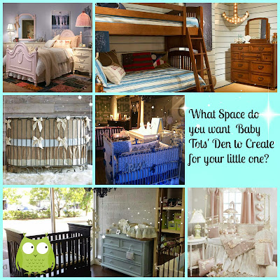 What space do you want Baby Tots Den to create for your little one?