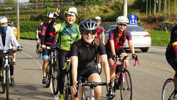 參山騎旅單車深度遊 輪轉八卦山追風找茶趣