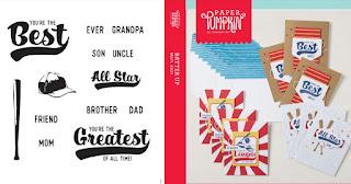 May 2021 Paper Pumpkin: Batter Up stamp set case insert #paperpumpkin