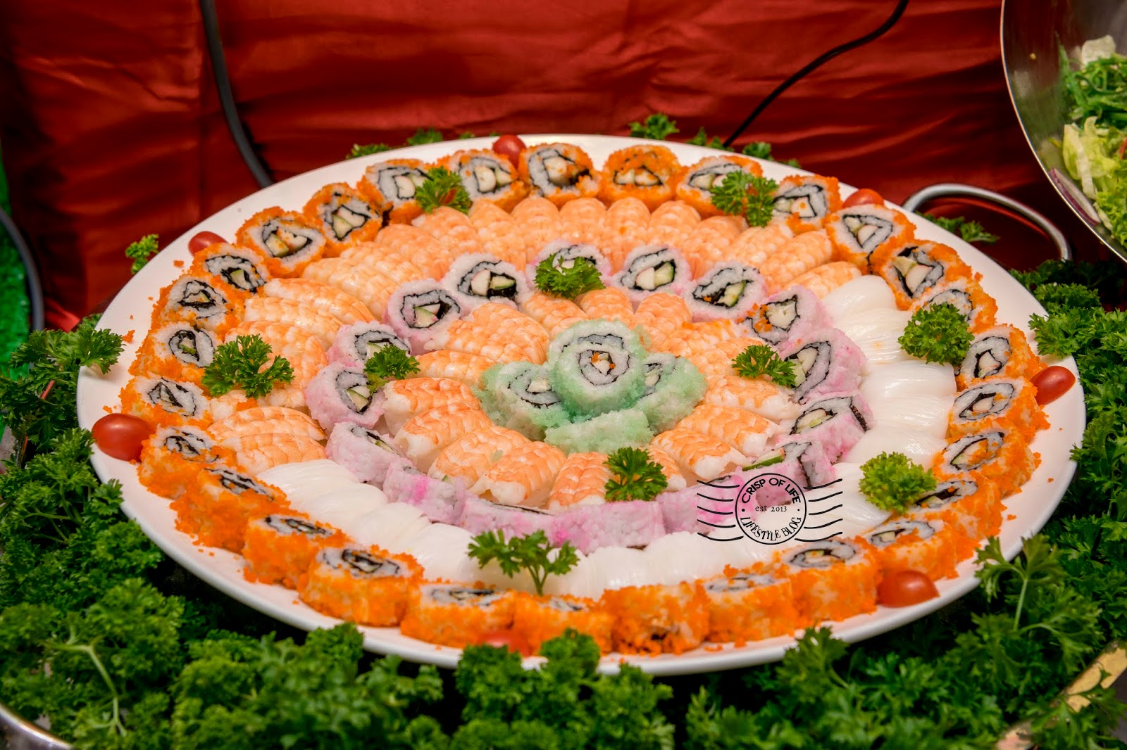 Celebrate Chinese New Year with Sumptous Buffet & Set Menu at Lexis Suites Penang
