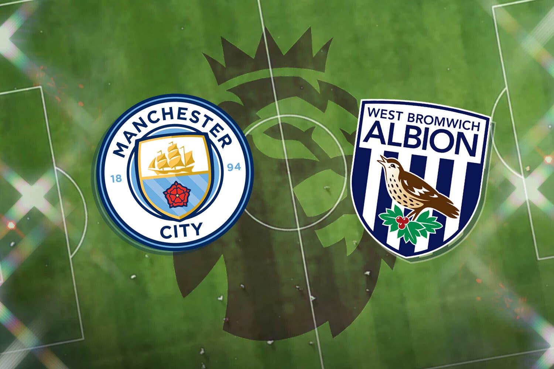 بث مباشر مباراة مانشستر سيتي ووست بروميتش