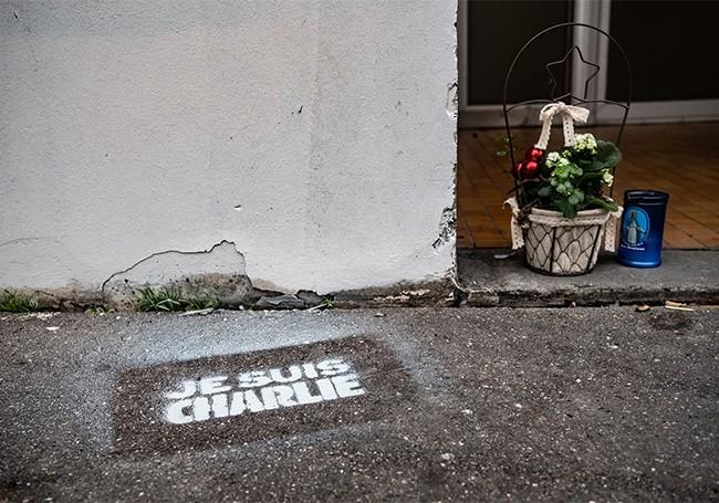 Sur Twitter : #JeNeSuisPasCharlie s'affiche en haut des tendances
