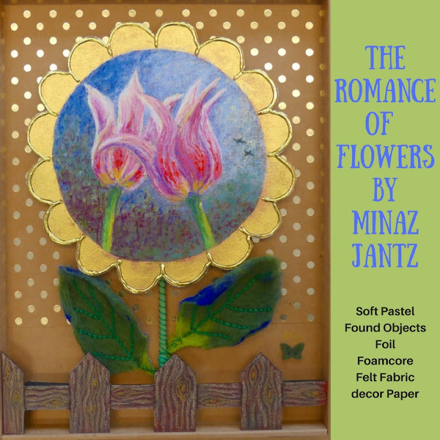 The Romance of Flowers by Minaz Jantz