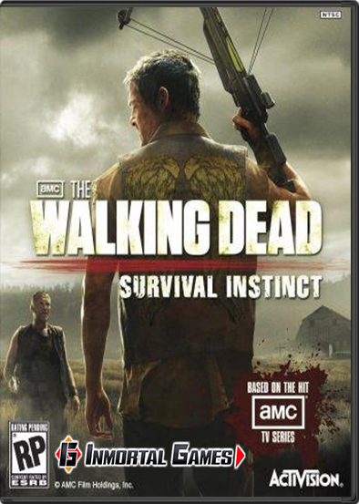 The-Walking-Dead-Survival-Instinct-PC-Full-Español