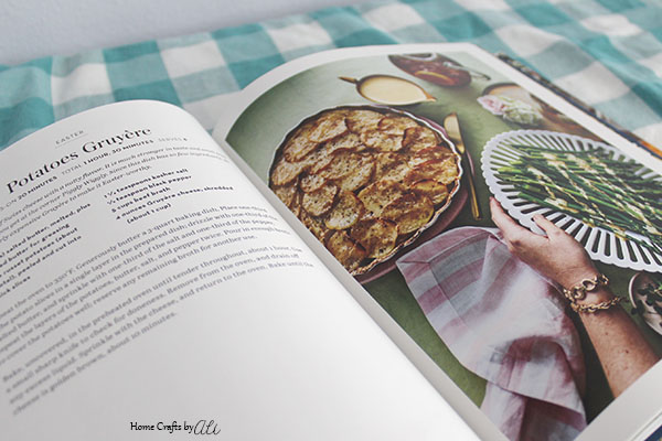 book review of The Southern Living Party Cookbook by Elizabeth Heiskell