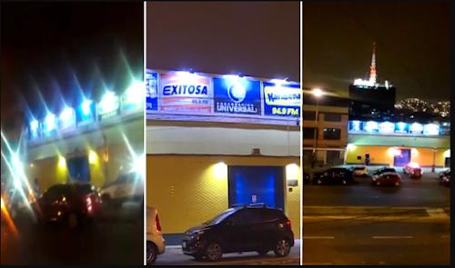 Local de radio Exitosa es intervenido tras realizar concierto en pleno toque de queda